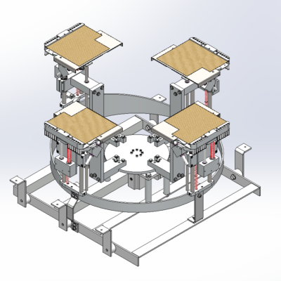 Rotary Bag Table