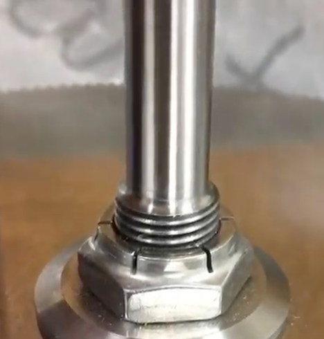 Lock Nut Design